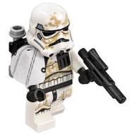 Lego 樂高 星際大戰 人偶 sw894 沙漠暴風兵 含武器背包 75205
