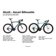 Sports✱∈Alcott Ascari Shimano 2x11 Carbon Road Bike