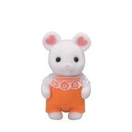 【Fun心玩】EP17140 麗嬰 日本 EPOCH 森林家族 棉花糖鼠嬰兒 玩偶 玩具 扮家家酒 聖誕 生日 禮物