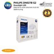 Philips DN027B G2 Led9Ww 10w 220-240V D125 Yellow Downlight