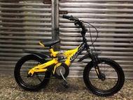 二手捷安特童車Giant KD190 16吋童車二手兒童腳踏車