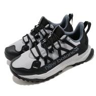 【NEW BALANCE】慢跑鞋 Shando Wide 寬楦 運動 男鞋 紐巴倫 戶外越野 避震 球鞋 穿搭 黑 灰(MTSHALK2E)