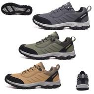 Plus Size 39-48 Men Hiking Sport Shoes Kasut mendaki luaran safety shoes boot