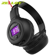Zealot B570ไฮไฟสเตอริโอบลูทูธ5.0หูฟังชุดหูฟังไร้สายพับเก็บได้สำหรับทุกสมาร์ทโฟน,รองรับMicro SDการ์ดAUXไมโครโฟน