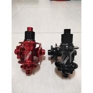 FastAce Deore XT M8100 SLX M7100 Deore M6100 Compatible DA201 Microspline Hubs (Front and Rear)