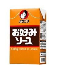 【橘町五丁目】日本 OTAFUKU 多福廣島燒濃厚醬-1200g 大阪燒 日式炒麵 都適用