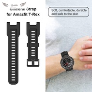 BIG SALE! Silicone Watch Strap Band Replace for Huami Amazfit T-Rex Pro/Amazfit T-Rex
