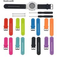 林蔭道可調彩色錶帶,適用於Garmin Approach S2 / S4
