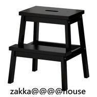◇就是愛雜貨◇IKEA.BEKVÄM 墊腳凳, 黑色