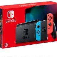 現貨電玩 任天堂新版續航增強NS switch游戲機主機原裝全新帶