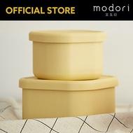 Modori - 霧面安全保鮮盒 奶油黃