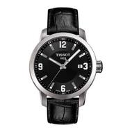 TISSOT天梭T0554101605700  PRC200經典石英腕錶/黑面39mm