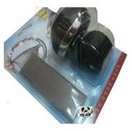*白色小車*方向盤轉輪輔助器/黑色/好力馬/汽車方向盤助球 曼斗/台灣製