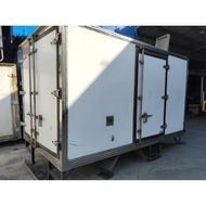 三菱得利卡福特載卡多馬志達白鐵底車廂保溫車廂冷凍冷藏車廂可當倉庫雜物間