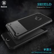 【Baseus】Apple iPhone7 (4.7吋)  盾士套  手機殼 後蓋式 TPU 保護套 防摔