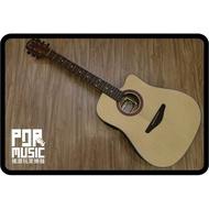 【搖滾玩家樂器】全新 WAWA GW-345ENS 41吋 六段EQ面單板電木吉他 音色優美!!僅有一隻!!售完即絕!!