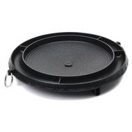 №Portable Butane Gas Stove Set with Grill Pan / Non-stick