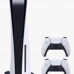 PS5 PlayStation 5 主機 (搭載Ultra HD Blu-ray™光碟機版本) (雙手制)