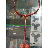 Apacs Nano Fusion Speed 722 red racket