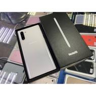 東東二手 三星 Samsung Note10 256g 白 現金價15800+500玻璃