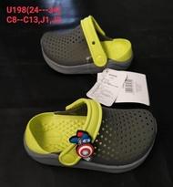 รองเท้าเด็ก รองเท้าครอส รองเท้าCroอs Kid มาใหม่!!