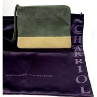 CHARRIOL夏利豪 平板電腦收納包/保護套(附防塵袋)