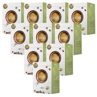 【COFFCO】蘇逸洪推薦世界發明金獎防彈綠咖啡*10盒(7包/盒*10升級版)