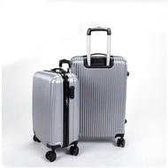 กระเป๋าลาก กระเป๋าเดินทางล้อลาก กระเป๋าล้อลาก ALLHOME's กระเป๋าเดินทาง ขนาด20 นิ้ว กระเป๋าลาก กระเป๋าเดินทางล้อคู่ แข็งแ