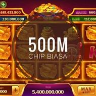 Chip Higgs Domino 500M 24 Jam Proses 1-3 Menit