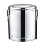 304不銹鋼保溫桶商用超長保溫飯桶大容量茶水桶豆漿桶奶茶桶冰桶  ATF