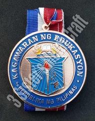 Medals Bronze ( Kagawaran 6cm ) DEPED 20pcs.