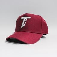 Team Taiwan D-Frame 棒球帽 / 酒紅