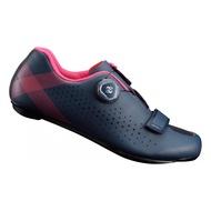 全新 公司貨 最新款 Shimano RP501 女公路車鞋/卡鞋 Boa旋鈕 RP5改款 海軍藍