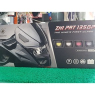 ZHIPAT GP CARBON LC135  V1 100% ORIGINAL  HEADLIGHT ZHIPAT (FREE CARBON UPPER CARBON & SMOKE COWLING VISOR)