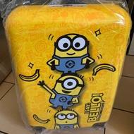 20吋 小小兵登機行李箱 全新