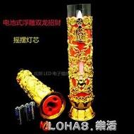 LED電蠟燭燈供佛安全無煙財神燈香爐電子蠟燭燈搖擺火焰