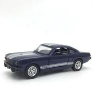 【模型車】1/32福特GT350 合金汽車模型 長14cm