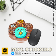 MNL STICKERS Axie Infinity Mouse Pad