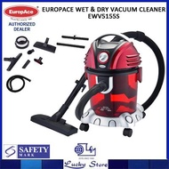 EUROPACE 1200W WET AND DRY VACUUM CLEANER EWV5155S