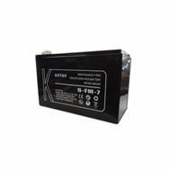 Kstar UPS battery 12v7ah(6-FM-7) x 2unit
