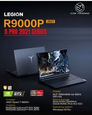 "Lenovo Legion 5 Pro Series/ R9000P 2021 Model Brand New Gaming Laptop Ryzen 7 5800H  RTX 3070/ RTX 3060  16.0"" 2.5K Screen 16GB RAM 512 GB SSD"