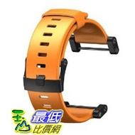 [美國直購 ShopUSA] Suunto 錶帶 Core Wrist-Top Computer Watch Replacement Strap (Flat Orange)  $2398