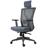 ✨Ready Stock✨Senior boss chair lift swivel chair seat ergonomic mesh chair stylish office chair