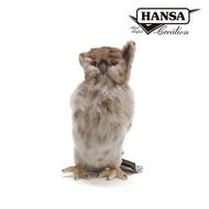 鳥禽動物系列|5548 鵰鴞|25公分【Hansa Creation擬真動物玩偶】