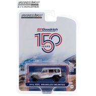 GreenLight Collectibles 2015 Jeep Wrangler Unlimited BFGoodrich 150th Anniversary