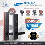 Samsung Digital Lock SHP-DH537 Mortise Digital Door Lock