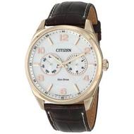 Citizen Men's Eco-Drive Rose Goldtone Watch