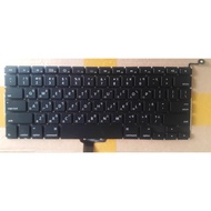 """筆電鍵盤換新維修全新 Apple Macbook Pro 13\"""" 13.3吋 系列 中文 鍵盤 A1278 黑色鍵盤"""