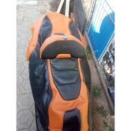 Xmax Leather Seat Accessories Xmax Cover Seat Xmax European Modified