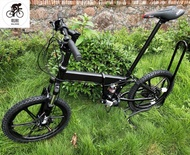 2021 Newest toys Integrated wheels bicycel 24/27/30 speed 20 folding bicycle mountain bike Full suspension Children bike